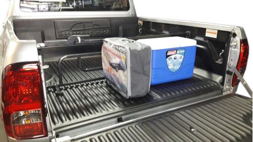 divisor para cobertores caja amarok s10 ranger hilux ram