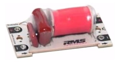 divisor passivo tweeter pro 5000hz - jbl selenium capacitor