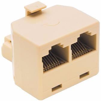 divisor rj 45 para cabos rede