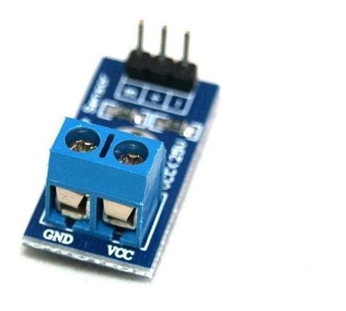 divisor (sensor) de voltaje para adc 5:1 arduino pic atmega