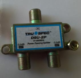 TruSpec TSI-2400 Coaxial Voltage Surge Isolator Female To Female