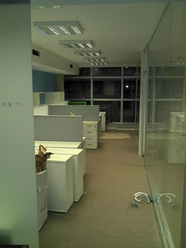 divisorios de oficina solo en cristalcenter