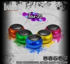 divoom mini parlante portatil batería recargable 3.5mm pc