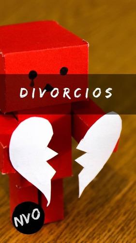 divorcios - accidente de tránsito - despidos - sucesiones