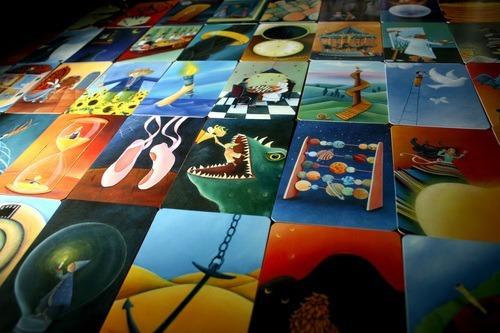 dixit - jogo de tabuleiro - em português - galápagos