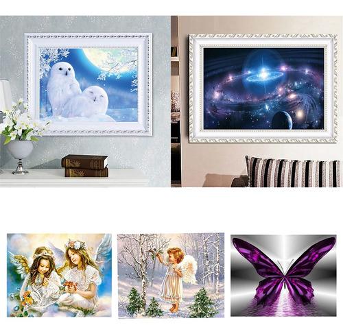 diy 5d pintura de diamante cuadro arte completo kit imagne
