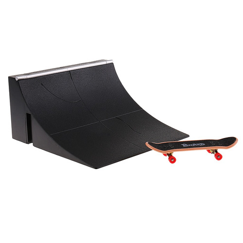 diy sitio skate ramp finger board skateboard ultimate
