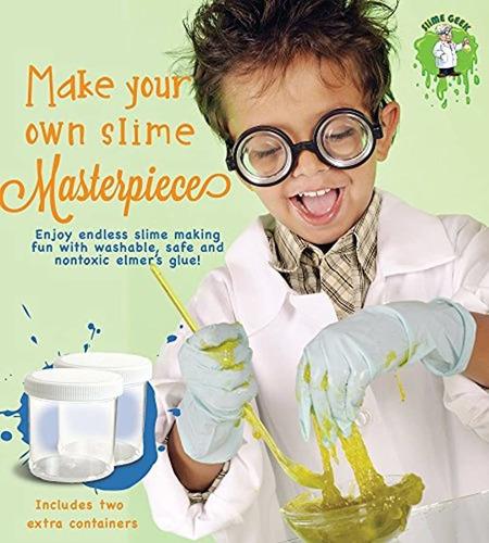 diy slime kit how to make slime , make glowinthe dark,...