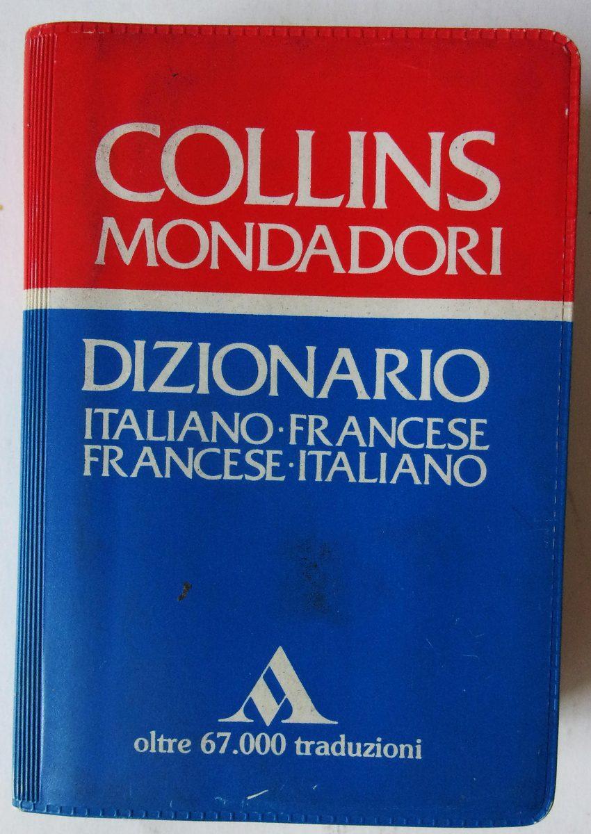 dizionario francese collins