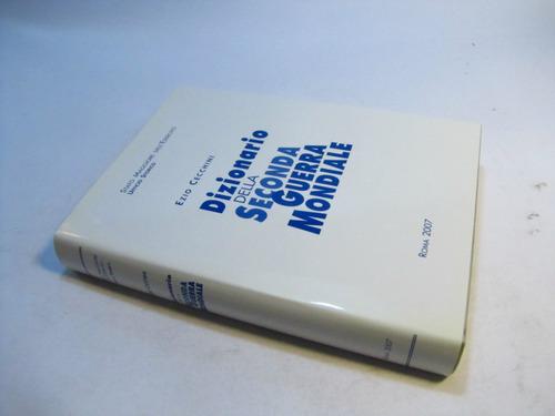 dizionario della seconda guerra mondiale