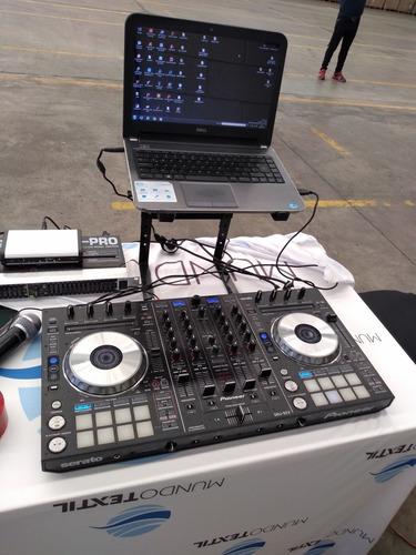 dj agustín . sonido e iluminación para eventos