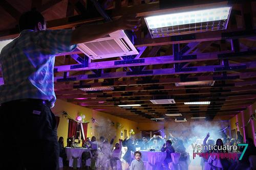 dj, amplificación e iluminación rancagua