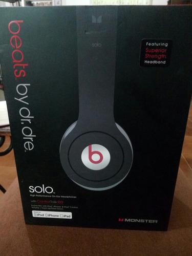 dj audífonos beats solo totalmente originales negociable