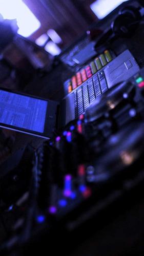 dj audio e iluminacion
