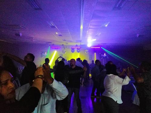 dj audio e iluminación profesional