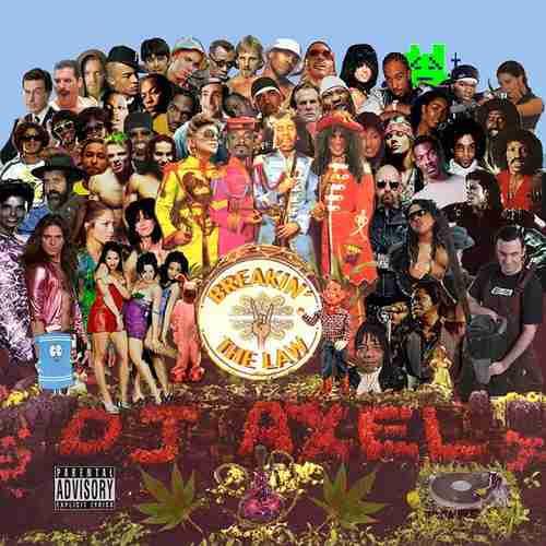 dj axel - breakin' the law