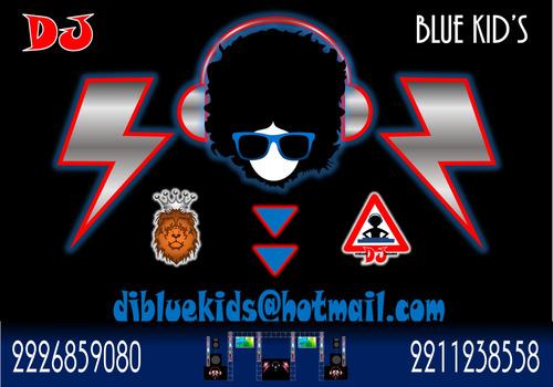 dj blue kids para todo tipo de eventos sociales