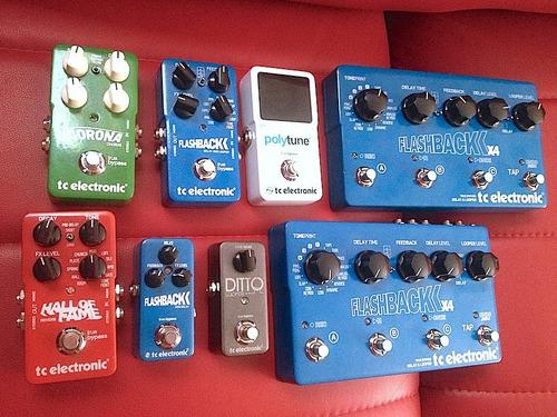 dj coma - pedal hall of fame reverb tc electronics
