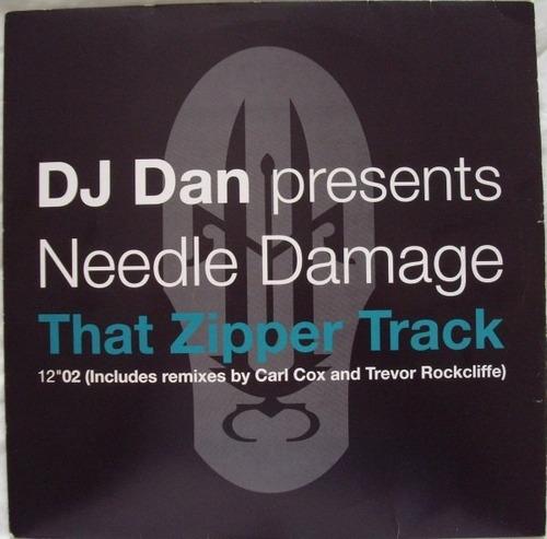 dj dan - that zipper track (carl cox remix-vinil) techno