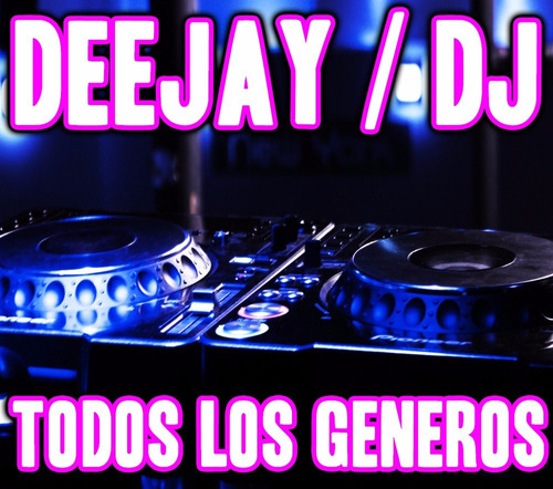 dj deejay sonido iluminacion karaoke zona oeste [30%off]