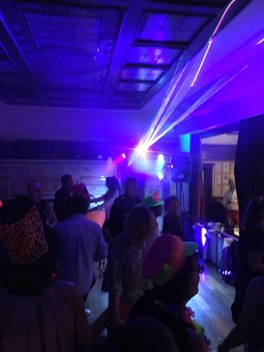 dj disc jockey economico sonido iluminación zona norte