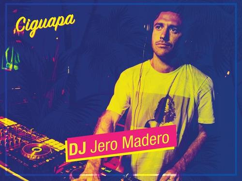 dj- disc jockey jero madero - fiestas, eventos privados