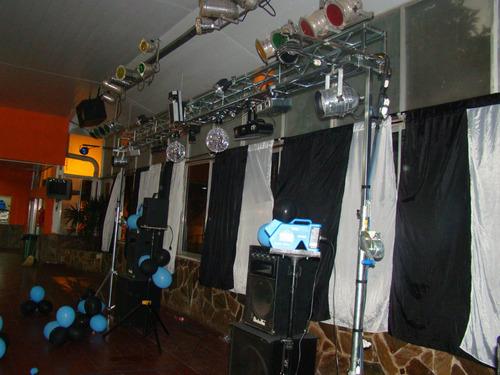 dj en rosario,iluminacion y sonido