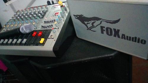 dj equipo de sonido professional