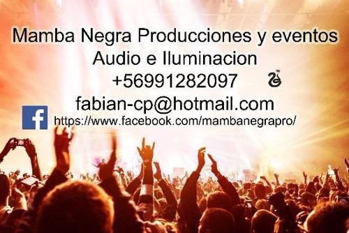dj, equipos de iluminacion y sonido profesionales
