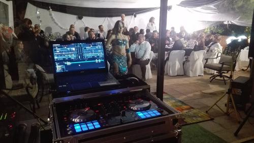 dj, eventos musica para fiesta amplificacion y luces