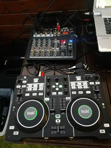 dj eventos sonido luces