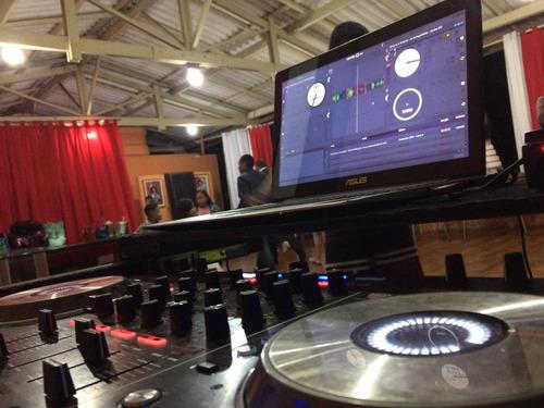 dj festa evento música