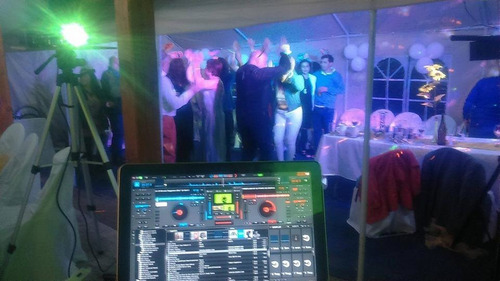 dj fiesta mix - la mejor música, amplificación y luces