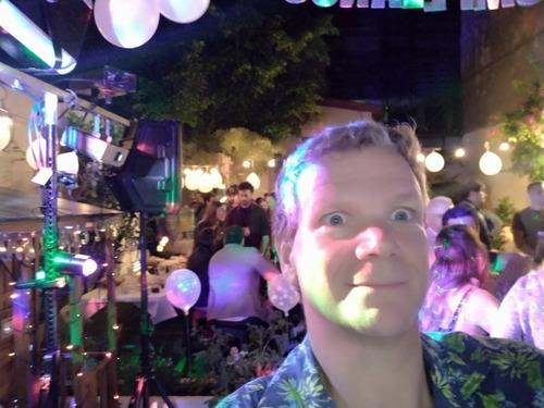 dj fiestas discjockey eventos sonido karaoke efectos shows