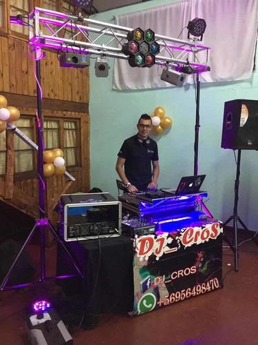 dj fiestas eventos matrimonios cumpleaños pekes