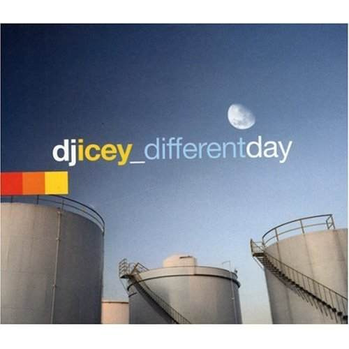 dj icey - different day, nuevo, sellado.
