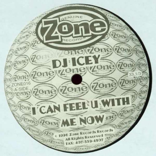 dj icey - i can feel u with me now / united energy