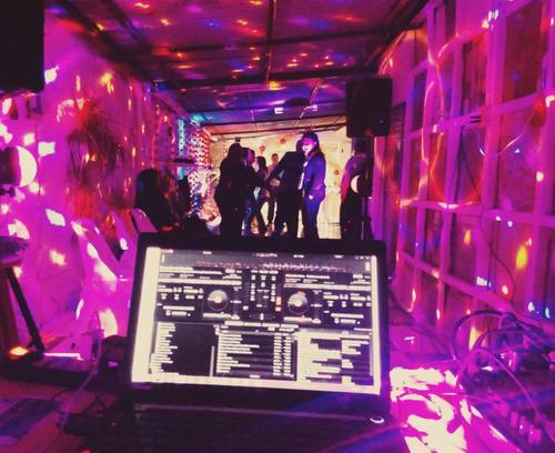 dj karaoke fluor discopeque matrimonios a domicilio barato