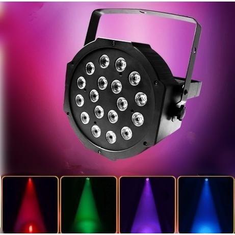 dj kit profissional iluminação