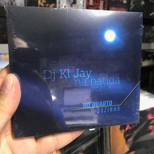 dj kljay - na batida vol 2 rap nacional racionais digipack