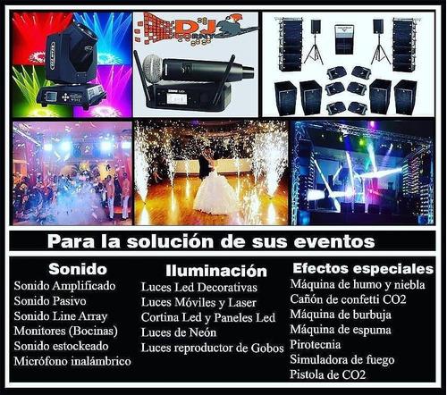 dj korny eventos y producción