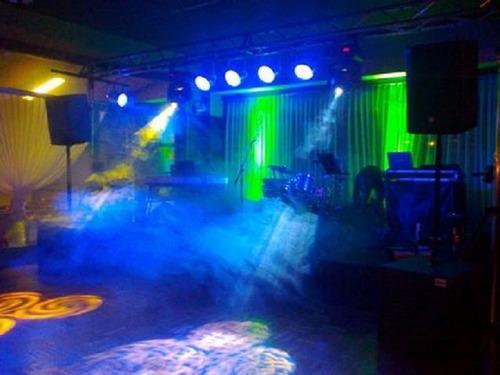 dj luz y sonido, karaoke, audio e iluminación