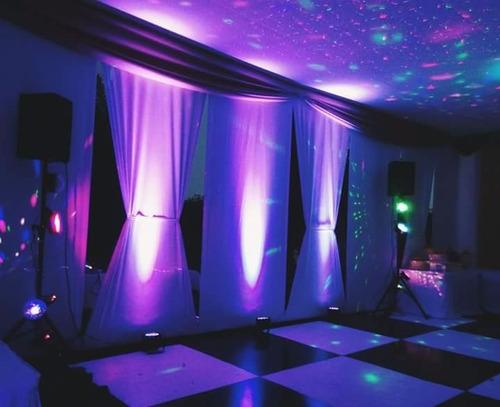 dj musica en vivo karaoke fiesta fluor eventos matrimonio