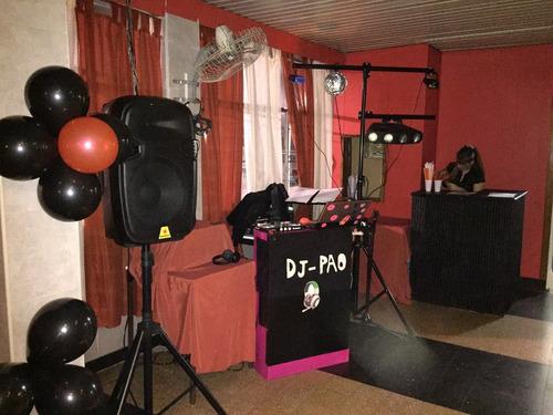dj - pao  para todos los eventos¡¡¡