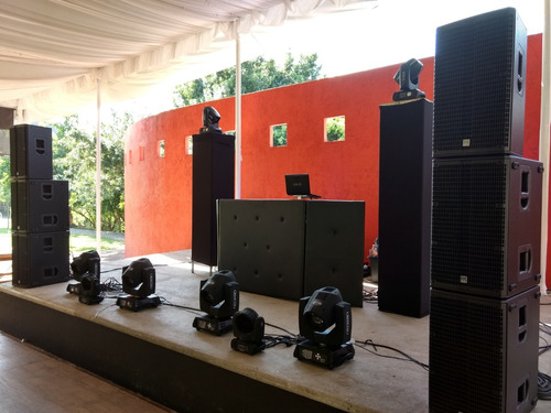 dj para eventos, renta de  audio, iluminación, pantallas led