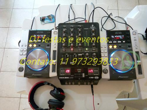 dj para festas e eventos