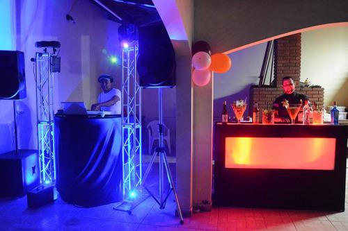 dj para festas e eventos barman