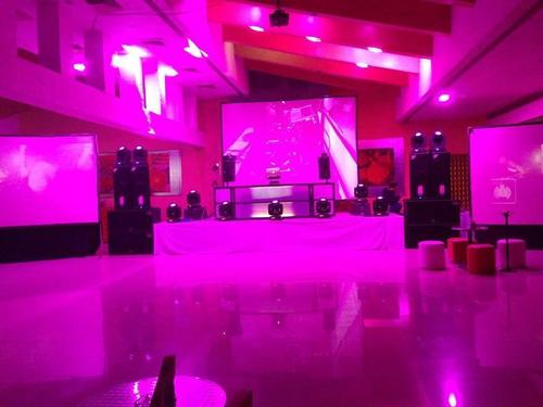 dj para fiestas bodas xv años y eventos empresariales vip