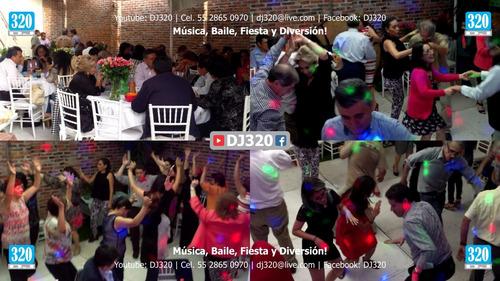 dj para fiestas cdmx luz y sonido df karaoke bodas xv años