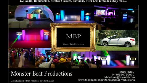 dj  para fiestas eventos bodas xv años 15 renta luz sonido